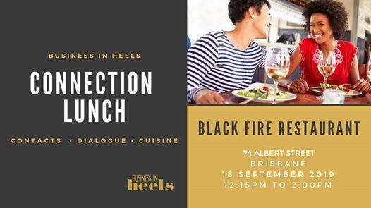Brisbane CBD - September 2019 Connection Lunch
