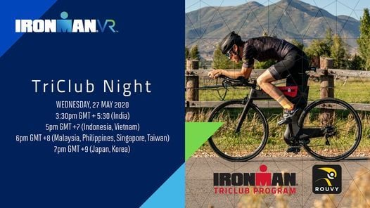 IRONMAN TriClub Rides - Asia