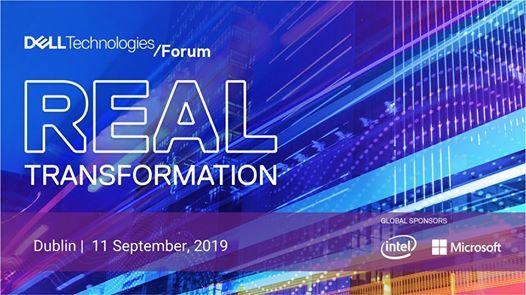 Dell Technologies Forum Dublin