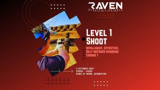 Level 1 Shoot - Intelligent, Effective, Self defence Handgun Course 1, 3 October | Event in Germiston | AllEvents.in