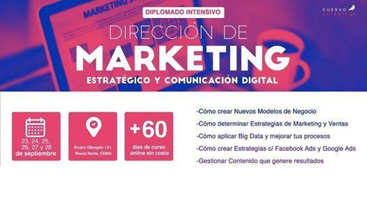 Direccin de Marketing Estratgico y Comunicacin Digital