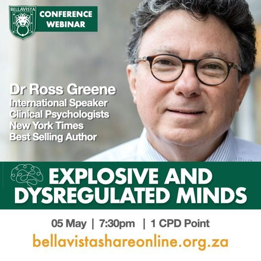 Bellavisa Online Conference 2021 - Dr Ross Greene-   Event in Johannesburg   AllEvents.in