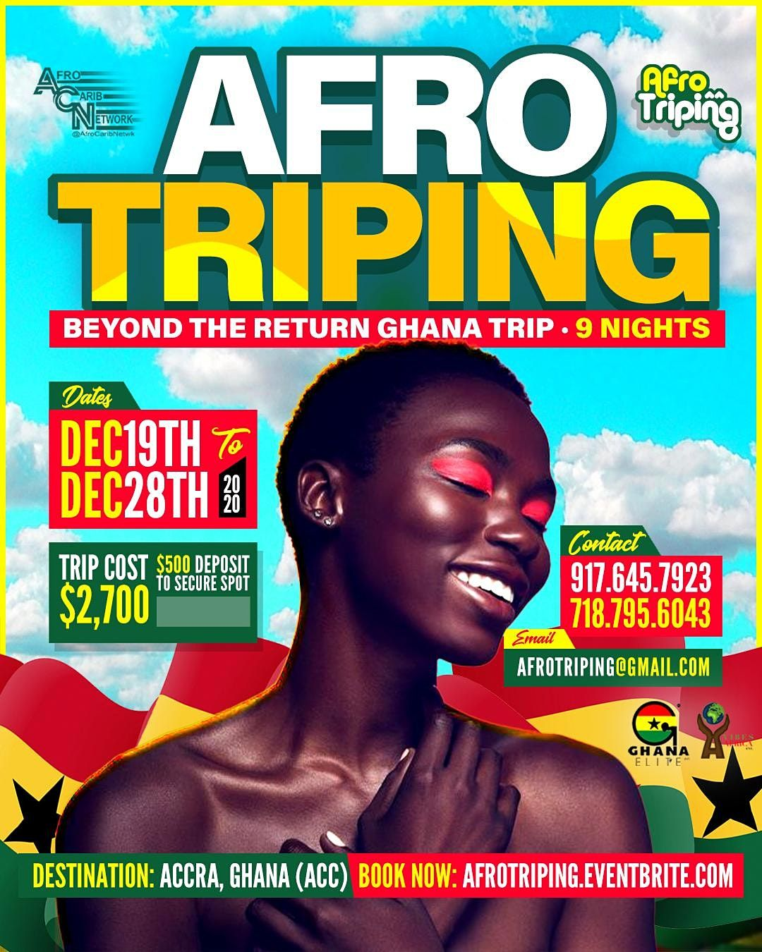 AfroTriping | Beyond The Return Ghana Trip | 9 Nights, 19 December | Event in Accra | AllEvents.in
