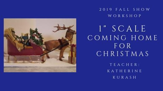 Coming Home For Christmas 2019.1 Scale Coming Home From Christmas Workshop Katherine