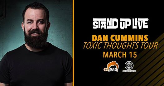 Dan Cummins at Stand Up Live