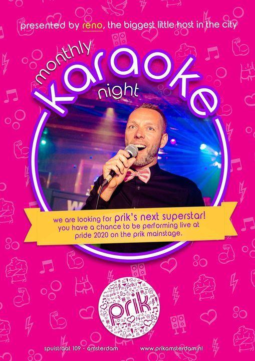 Karaoke + Prik's next superstar Semi-Final   Event in Amsterdam   AllEvents.in