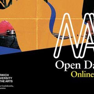 Postgraduate Open Day - Online