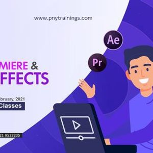 Become a Master in Adobe Premiere and After Effects