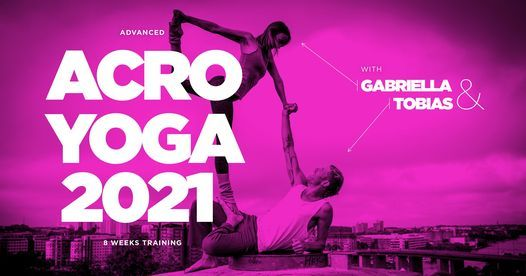 AcroYoga advanced course II, 8 weeks 2021!, 20 May | Event in Stockholm | AllEvents.in