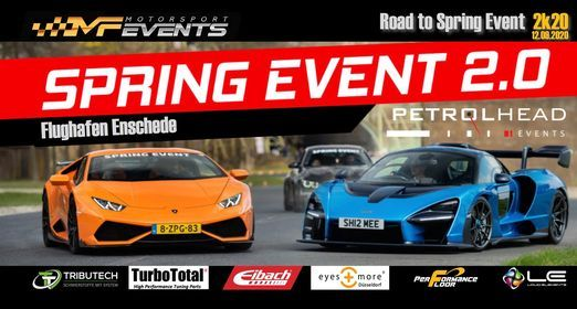 Road to Spring Event 2.0 Airport Enschede, 18 September | Event in Dortmund | AllEvents.in
