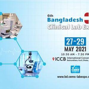 6th Bangladesh Clinical Lab Expo 2021