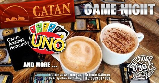 Game Night at Section 30   Event in Sanhu Dao   AllEvents.in