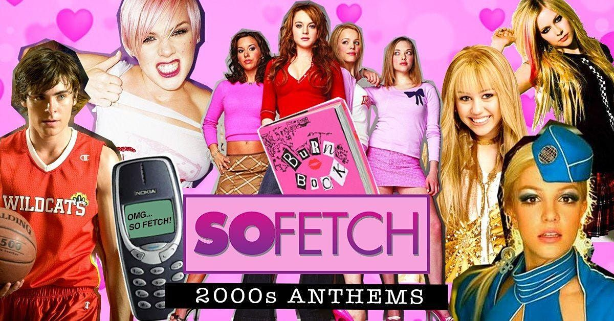 So Fetch - 2000s Party (Manchester), 15 October | Event in Manchester | AllEvents.in