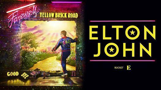 Elton John - Farewell Yellow Brick Road Tour - Extra Date