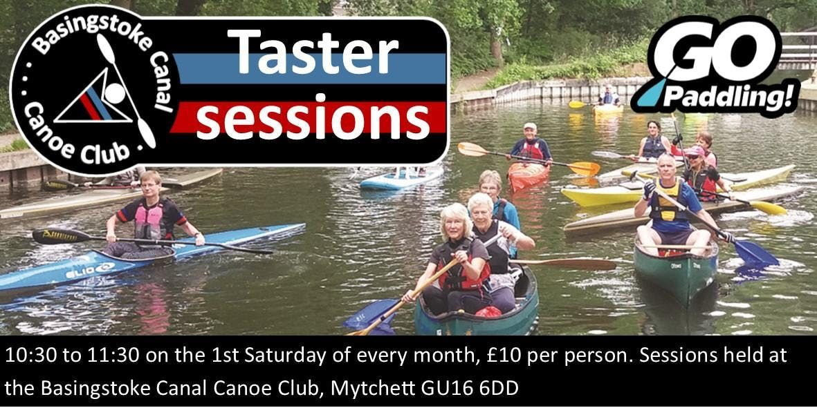 BCCC Canoeing Taster Sessions