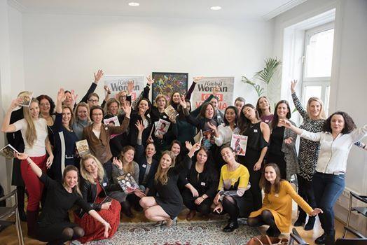 Global Woman Club Vienna Breakfast September