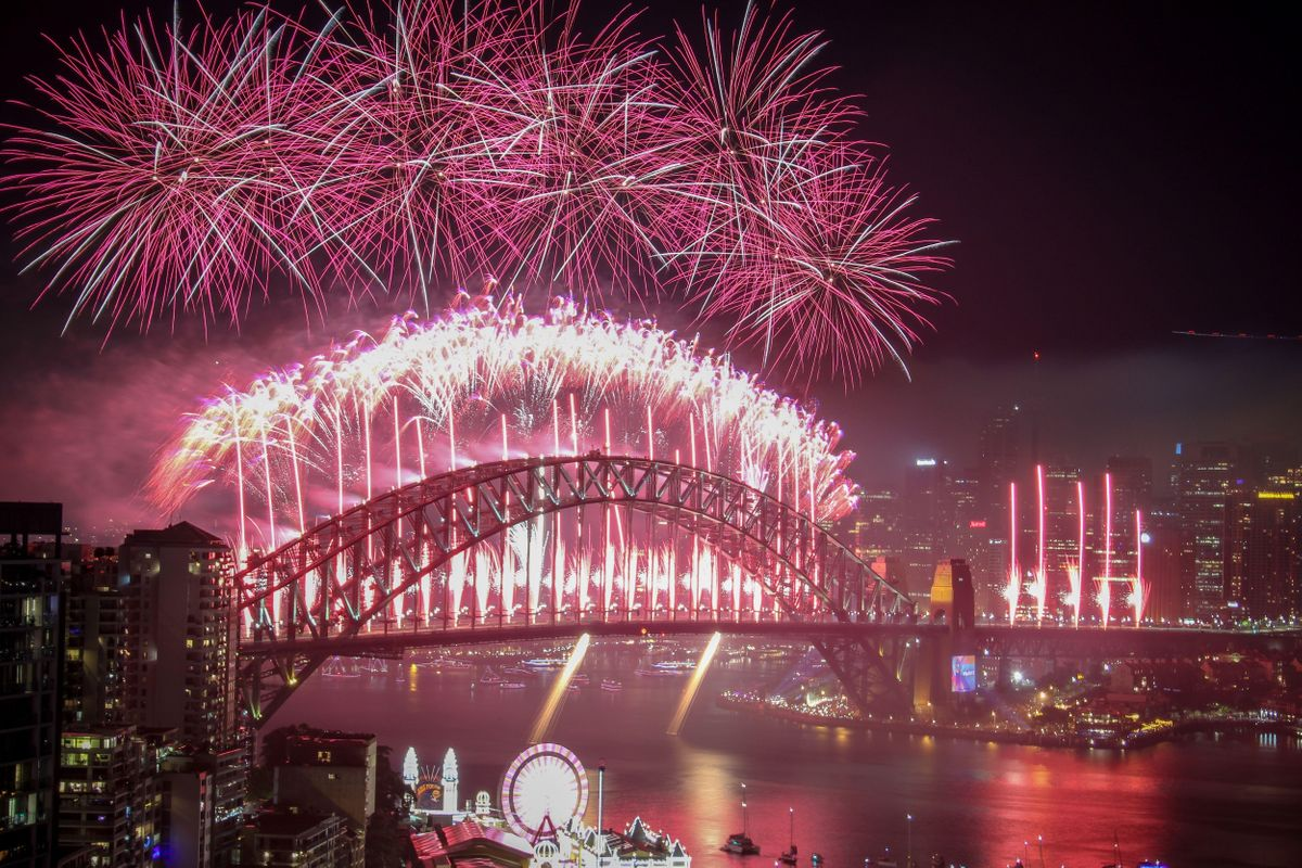 New Years Eve 2021 @ View Sydney at View Sydney (Formerly North Sydney Harbourview), North Sydney