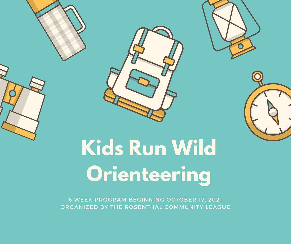 Orienteering with Kids Run Wild in Rosenthal (Fall 2021) | Event in Edmonton | AllEvents.in