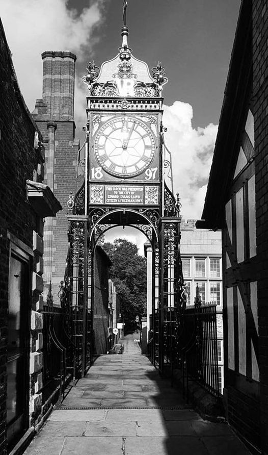 Chester Interactive Ghost Walk With Haunting Nights, 23 April   Event in Chester   AllEvents.in