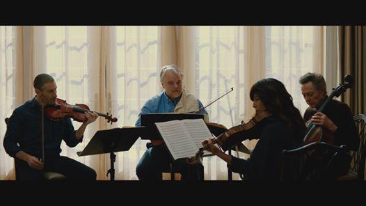 Yhteistyss Kino Soi & Espoo Cin Kamus & A Late Quartet