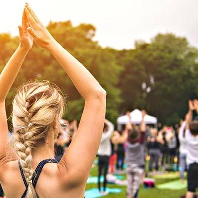 Yogafest Abu Dhabi 2021