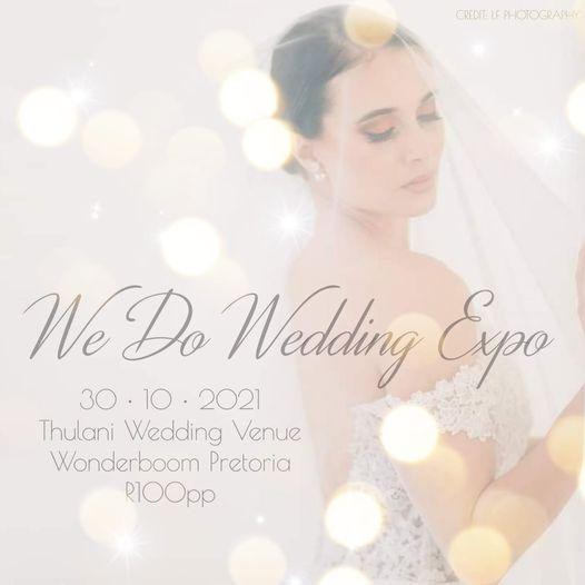 We Do Wedding Expo, 30 October   Event in Pretoria   AllEvents.in
