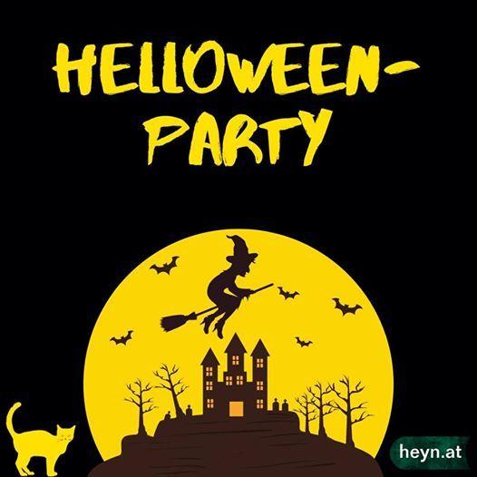 Helloween-Party bei HEYN