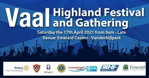 Vaal Highland Festival 2021, 17 April | Event in Vanderbijlpark | AllEvents.in