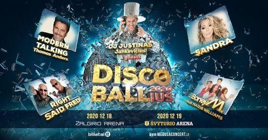 DISCO BALL'ius 2021 | Kaunas, 17 December | Event in Kaunas | AllEvents.in