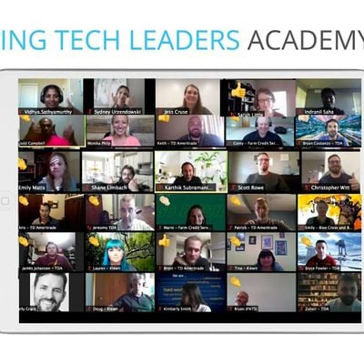 AIM Emerging Tech Leaders Academy  -  Online Fall  Session