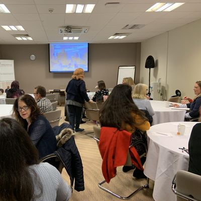 Workshop Maidstone Trauma the Brain and Recovery