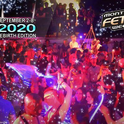 MONTREAL FETISH WEEKEND 2022 REBIRTH EDITION