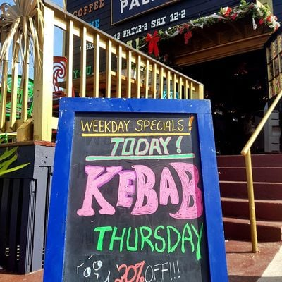 Kebab Thursday ( Middle Eastern) 20 % OFF