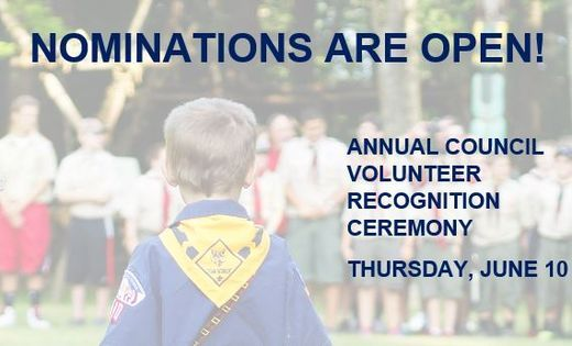 NOMINATIONS ARE OPEN! Annual Council Volunteer Recognition Ceremony, 10 June | Event in Enterprise | AllEvents.in