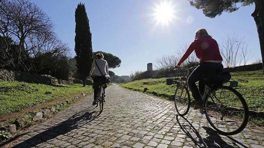 Roma Archeologica La Via Appia Antica a Pedali