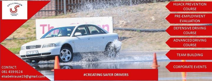 Advanced Driving, Defensive driving and hijack prevention course, 25 July | Event in Ivory Park | AllEvents.in