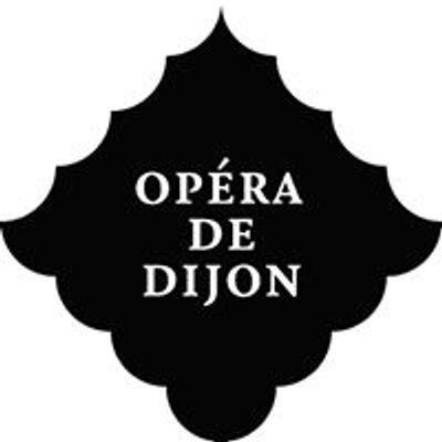 Opéra de Dijon - Page officielle