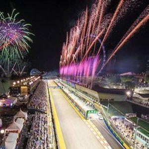 FORMULA 1 SINGAPORE AIRLINES SINGAPORE GRAND PRIX 2021