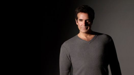 David Copperfield, 20 January   Event in Las Vegas   AllEvents.in