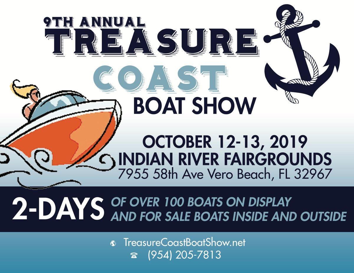The Treasure Coast Boat Show
