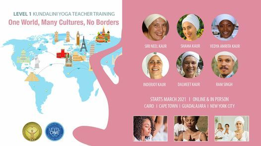 Kundalini Yoga Teacher Training Egypt 2021, 25 March | Event in Cairo | AllEvents.in