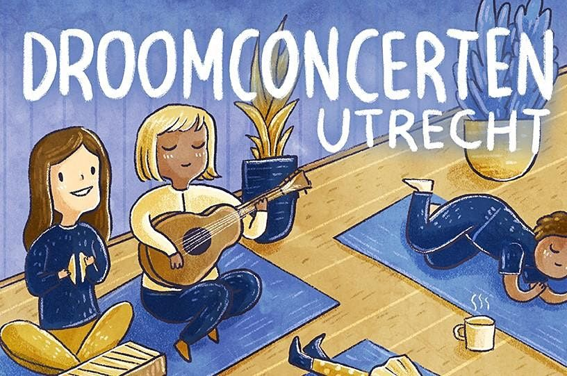 Droomconcert Fabienne Roos + Special Guest, 13 February | Event in Utrecht | AllEvents.in