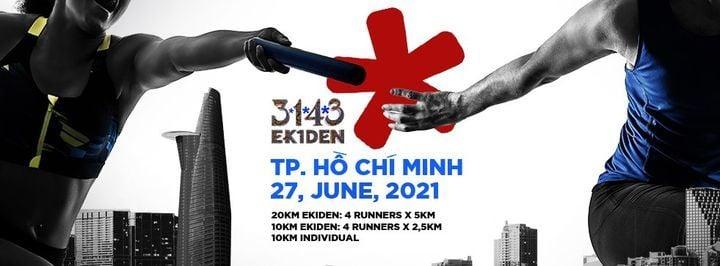 Relay Marathon 3143 Ekiden HCM City, 27 June | Event in Ho Chi Minh City | AllEvents.in