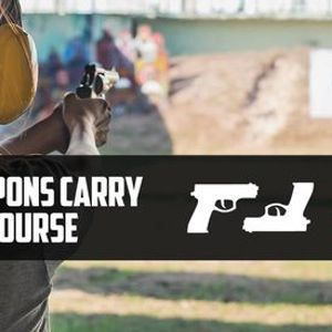 Weapons Carry License Course - Marietta GA