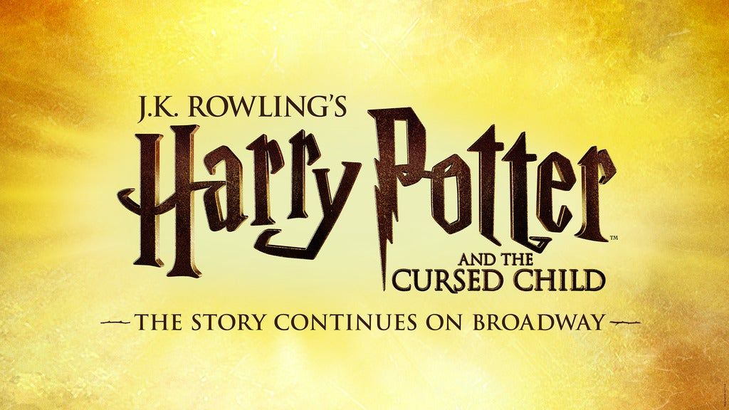 Harry Potter and the Cursed Child, 7 August | Event in New York | AllEvents.in