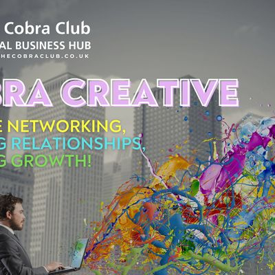 Cobra Creative - Business Networking Event - Gloucestershire Cotswolds