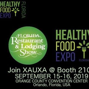 Healthy Food Expo Florida at Orange County Convention Center, Windermere