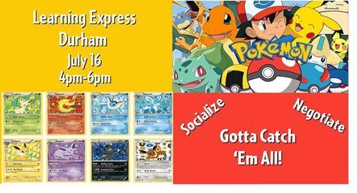 Pokemon Trading Event