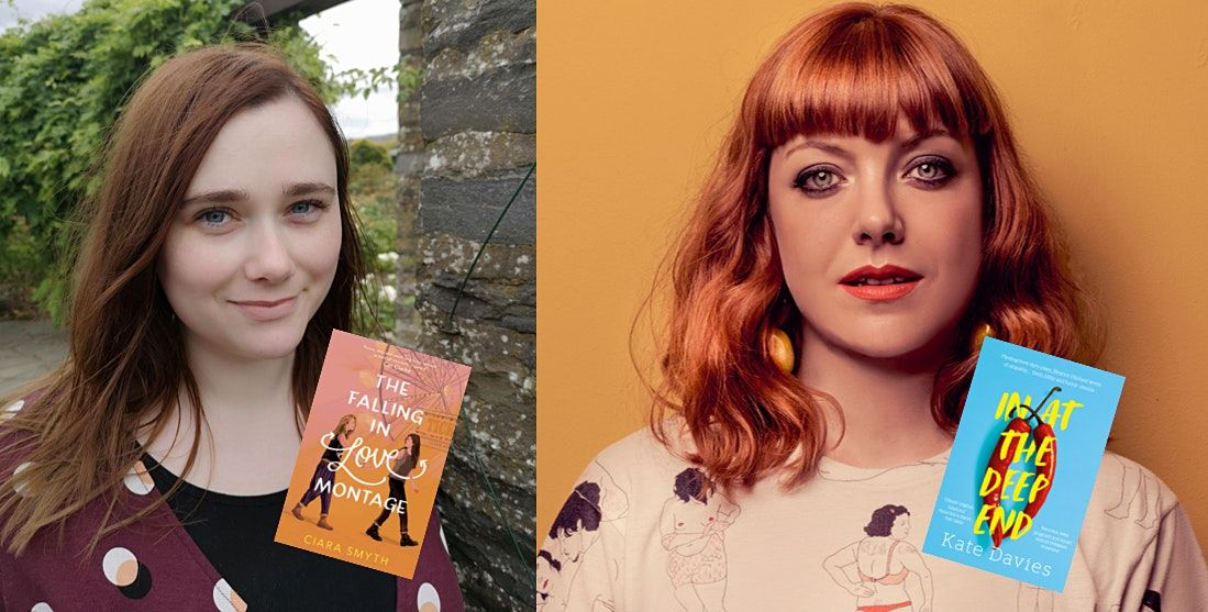 Lesbian Rom-Coms with Ciara Smyth and Kate Davies, 11 February | Online Event | AllEvents.in