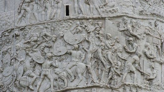 Corso Arte Romana Violenza per immagini